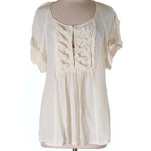 Nanette Lenore silk top